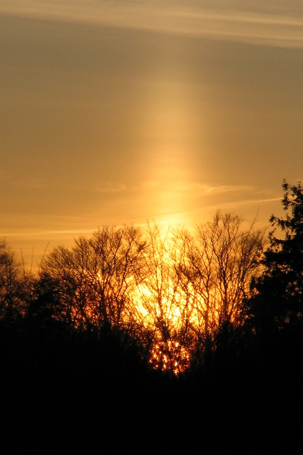 Sun Pillar first image