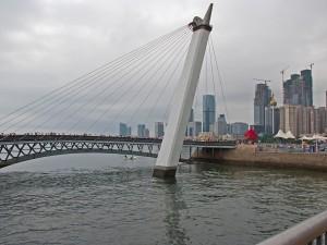 Qindao Skyline