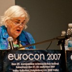Anne McCaffrey reading