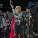 Norse Gods at Fedcon 2014