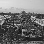 Snow in Rijswijk