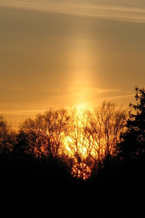 Sun Pillar first image
